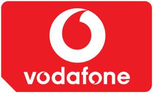 Vodafone Retention Deal SIMO 12 month contract 1000 minutes unlimited texts 6GB 4G data £9.90 pcm