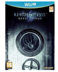 Resident evil revelations (Wii U) £5 used instore @ CEX
