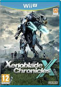 Xenoblade Chronicles X Wii U £12 @ cex instore or +£1.50 delivery