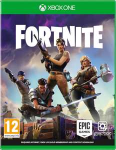 Fortnite Physical Copy Xbox One £44.99 @ Zavvi