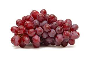 Lidl red grapes 500g only £1.19