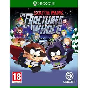 South Park: The Fractured But Whole PS4/ Xbox  £17.77 -  Xbox V2 Controller v2 £34.19 @ 365games