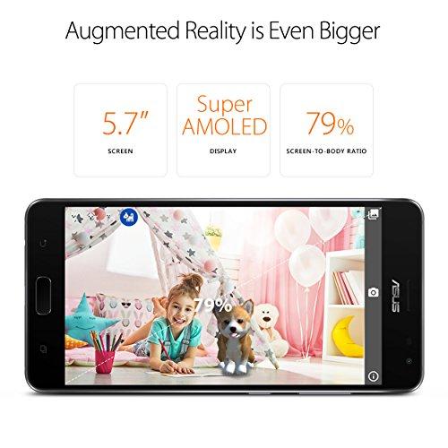 ASUS ZenFone AR 5.7-inch WQHD AMOLED 6GB RAM, 64GB storage LTE Unlocked Dual SIM £360.05 @ Amazon.com