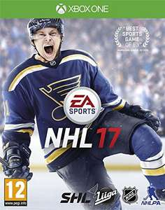 NHL 17 (Xbox One) for £9.99 @ Game