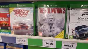 The Evil Within 2 [Xbox One/PS4] @ Sainsbury's / £14.99