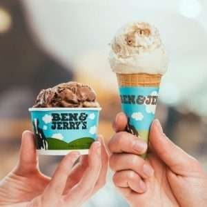 FREE Cone Day TODAY - Tuesday, April 10th 2018 @ Ben & Jerry's