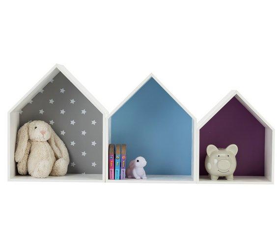 House shelf - £17.99 - original price £44.99 @ Argos