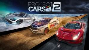 Project Cars 2 (PC steam) (Oculus Rift & HTC Vive support) £19.43 with code SPRING10 @ fanatical