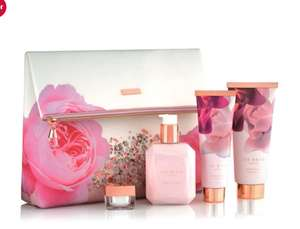 Ted Baker Blush Bouquet Cosmetic Bag Gift £16 @ BOOTS (was £31.00) — AVAILABLE ONLINE AND INSTORE