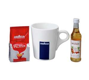 Lavazza Coffee and Festive Syrup With Mug £2.24 @Argos