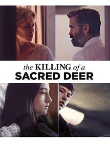 The Killing of a Sacred Deer HD £0.99 @ Amazon Video
