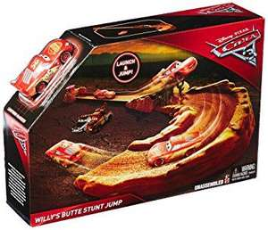 Disney Pixar Cars 3 Willy's Butte Transforming Track Set £14.99 @ Smyths toys
