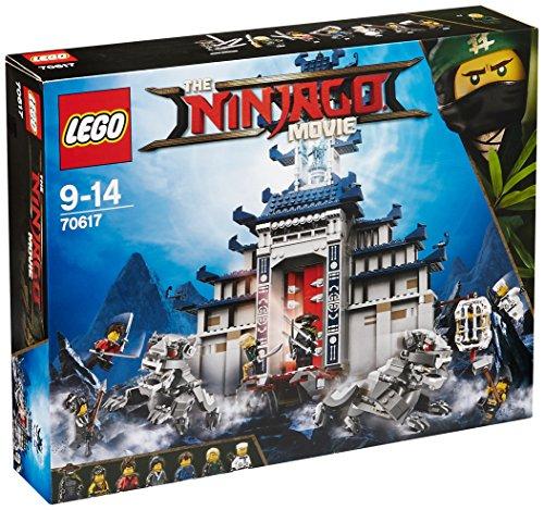Lego Ninjago - temple of ultimate weapon - £54.99 @ Amazon