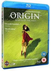 Origin: Spirits of the Past - The Movie (Blu-Ray) £7.99 delivered @ Base