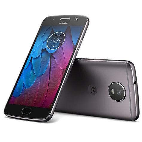 Motorola Moto G5S dual SIM & 2 year warranty £179.00 @ John Lewis
