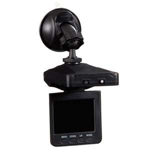 720P Dashcam DVR 16gb Micro SD card adapter included - Subject to Availability - £5 @ B&M