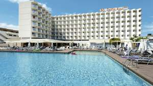 From Manchester: Easter Half Term 30 March - 10 April (11 Nights) 4* Half Board Family of 4 Holiday to Majorca Inc Flights, Hotel, Luggage & Transfers £321.70pp @ Tui
