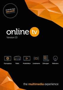 Online TV 13 - FREE World TV / Radio (Internet Required)