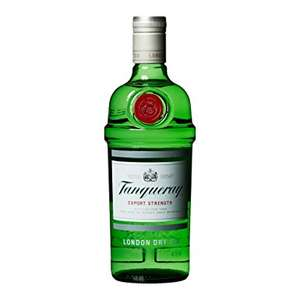 Tanqueray London Dry Gin, 70cl £15 @ Asda/1 litre £21 @ Tesco