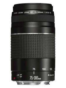 Canon Ef 75-300MM F/4.0-5.6 Iii Filter Size 58mm Zoom Lens (Not Usm) - £99.99 (£3.95 Delivery) @ Littlewoods on eBay