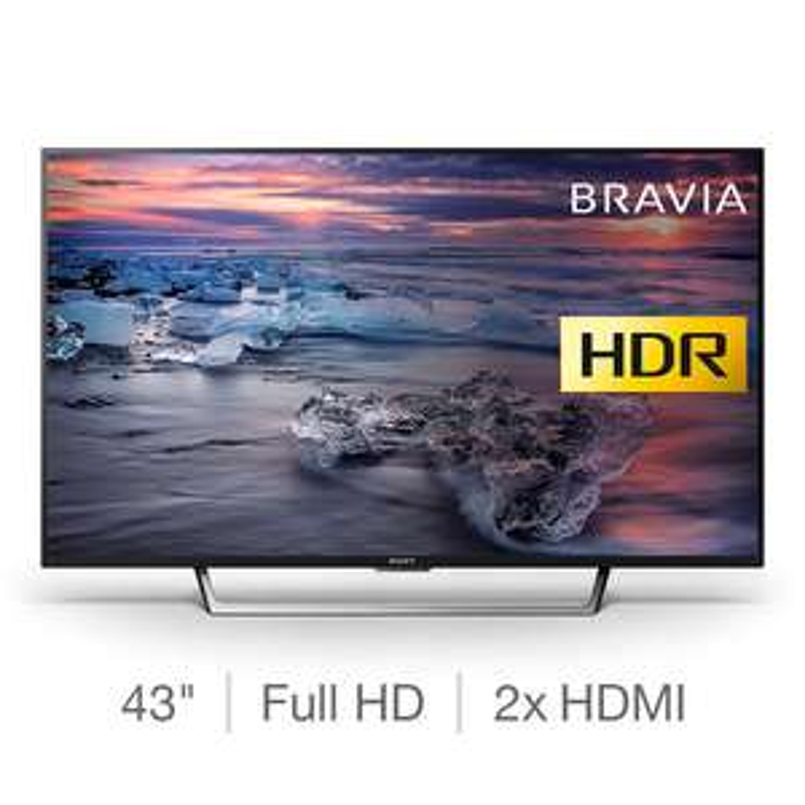 Sony 43WE753BU 43 Inch Full HD Smart TV £334.98 @ Costco