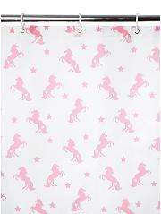 Unicorn shower curtain £5 @ Asda