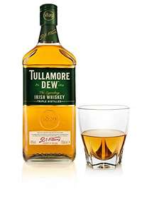 Tullamore Dew  Irish Whiskey 70cl £15 Amazon - Prime Exclusive