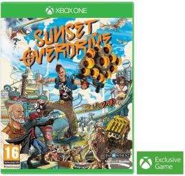 Sunset Overdrive Xbox One (New) £4.99 - (Used) £3.99 @ Grainger Games