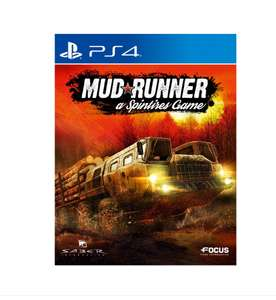 Spintires: Mudrunner on PS4 / Xbox , £22.85 delivered @ SimplyGames