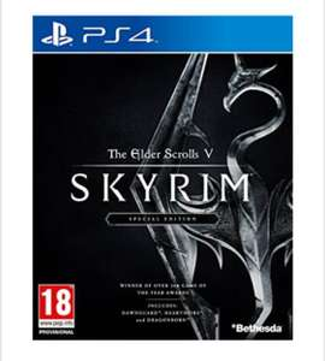 The Elder Scrolls V: Skyrim Special Edition,PS4, for £17.85 delivered @ base