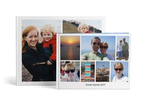Photobox BUY 1 & GET 1 FREE on EVERYTHING *from 40p ( for 2 retro prints ) @ Photobox with code