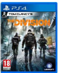 Tom Clancy's The Division ,PS4 , for £6.99 (pre-owned) delivered @ Grainger Games