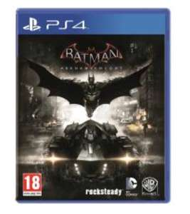 Batman: Arkham Knight , PS4 , for £7.99(pre-owned)/ £14.99 (New) delivered @ Grainger Games