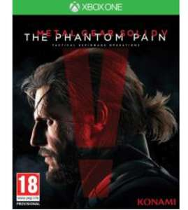 Metal Gear Solid V: The Phantom Pain, Xbox one , for £7.99(pre-owned) delivered @Grainger