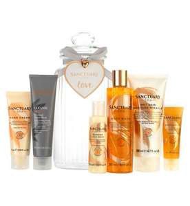 Sanctuary Spa With Love Gift (worth £35) now £16 C+C at Boots