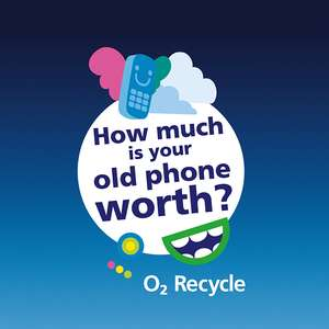 Recycle your old device with O2 this Easter and get 10% more
