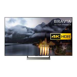 """Sony BRAVIA KD65XE9005 65"""" Smart Built in Wi-Fi UHD 2160P LED TV with Freeview HD £1489 with code at Hughes"""
