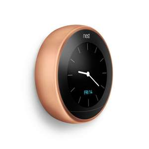 Nest 3rd Gen Thermostat - No Installation - £175.99 @ The Electrical Showroom