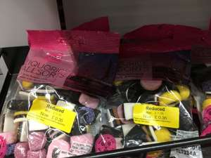 Marks and Spencer's - Moseley Liquorice Allsorts 35p