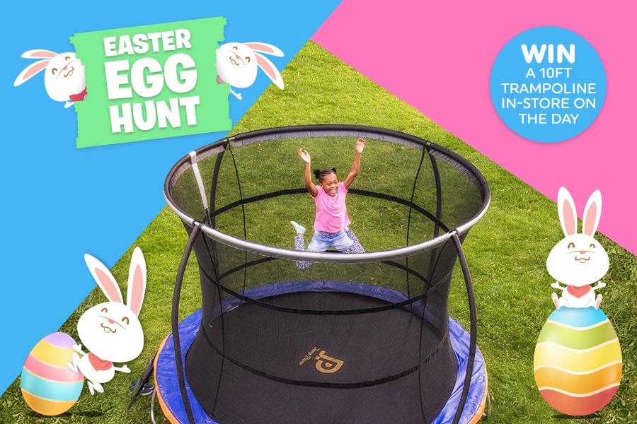 FREE Easter Egg Hunt At Smyths Toys on Sat, 31st March
