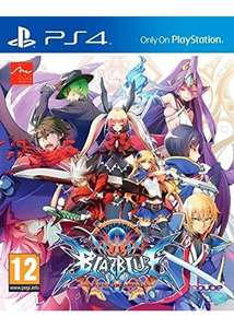 BlazBlue: Central Fiction (PS4) - £12.99 delivered @ Base.com
