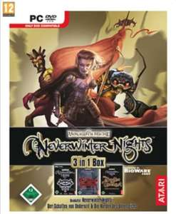 Neverwinter Nights Deluxe Edition (PC)  for £10.17 delivered @ Game - Sold and Fulfilled by sellatronic
