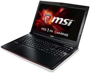 MSI GP62 7RD(Leopard) Laptop £749.99 at saveonlaptops