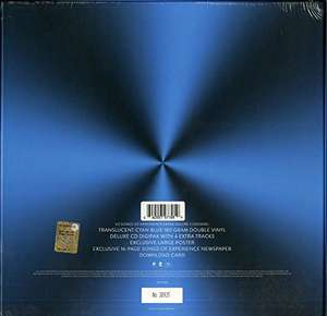 U2 - Songs Of Experience  2 LP (Extra Deluxe Boxset Limited)  [ amazon spain ] £43.08