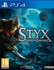 Styx Shards of Darkness PS4 £9.99 @ Boomerang