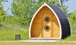 19/3 - New Code - Family Glamping Break (sleeps 4) at Stanley Villa Farm near Blackpool 1 night £33.15 / 3 nights £67.15 / 5 nights £109.65 w/code via Groupon
