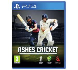 Ashes Cricket PS4 Game £15.99 @ Argos