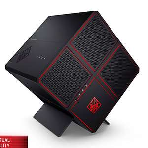 HP OMEN 900-187na Gaming Desktop - 1,899.95 - Down from - 2,499.95 - + 2 year guarantee @ John lewis