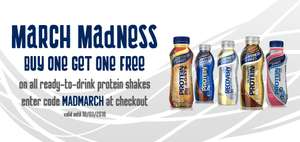 For Goodness Shakes - Buy 1 Get 1 Free - Free delivery over £30 - £3.00 under