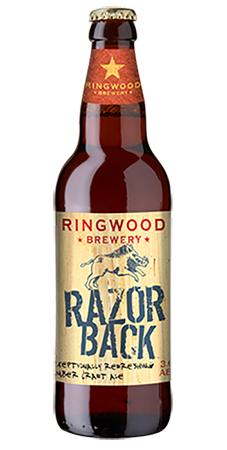 500ml Ringwood craft beer -  half price 50p @ Asda - Bournemouth